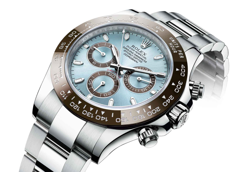 Rolex Daytona 50th Anniversary Watch. POA. £xx,000