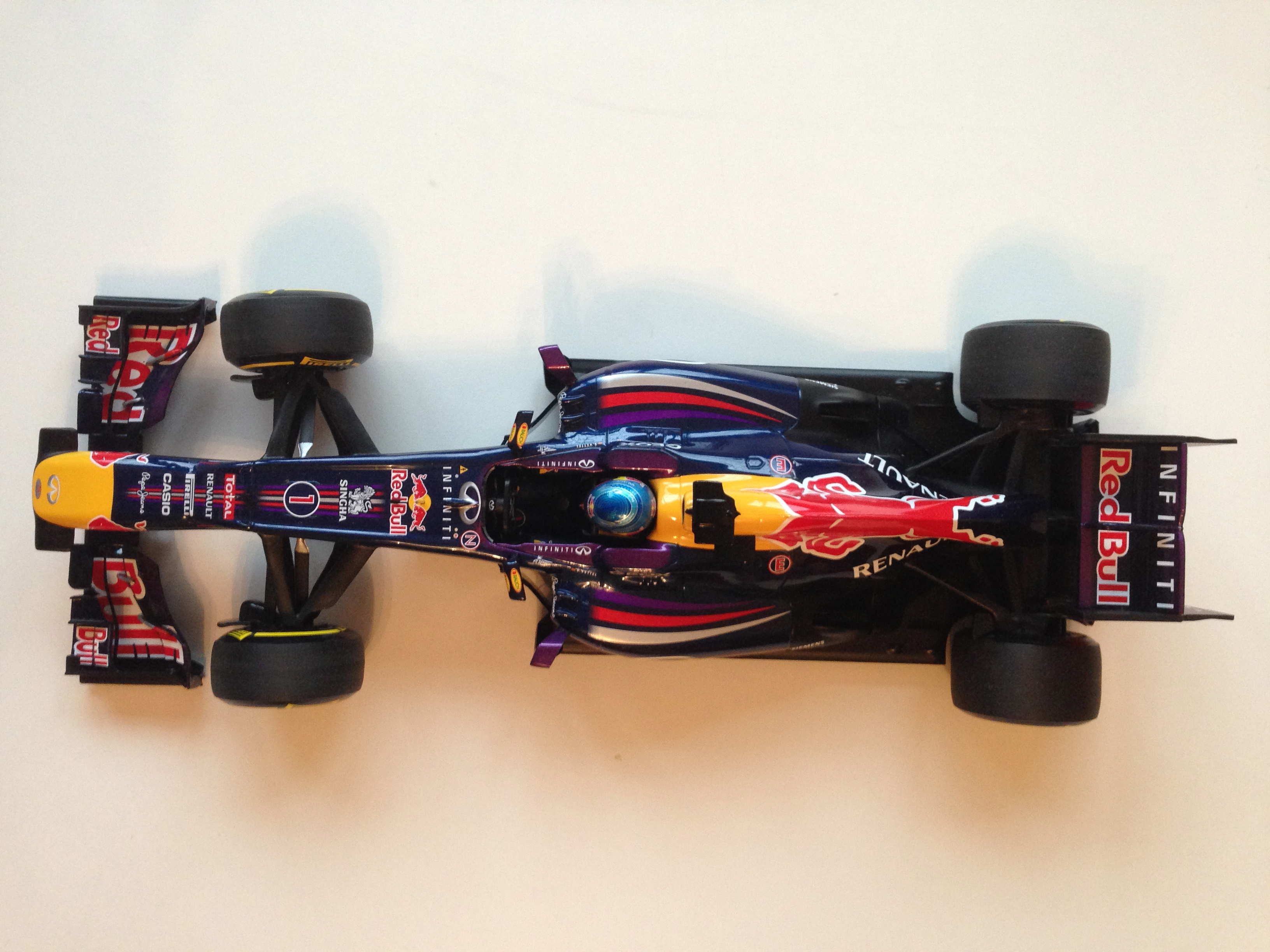 RB9 Overhead View